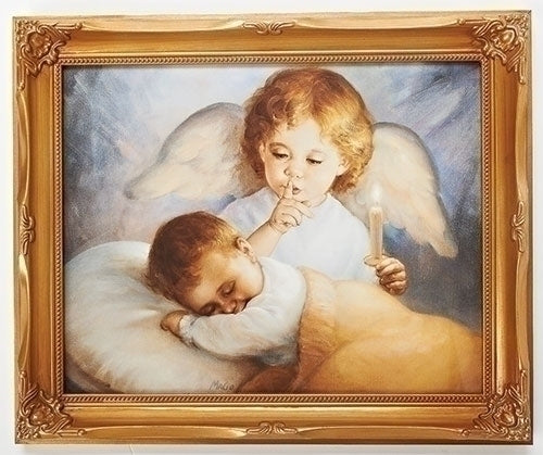 Hush a bye Baby wall decor