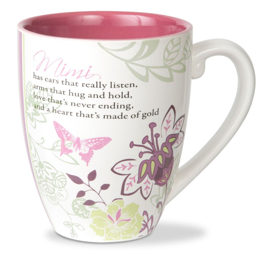 Mimi colourful mug