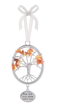 From little seeds - Tree of life ornament