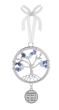 Grandma - Tree of life ornament