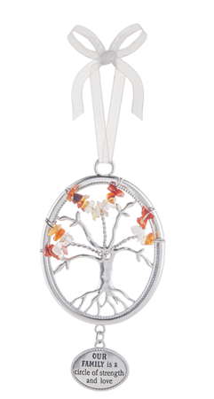 Our family - Tree of life ornament