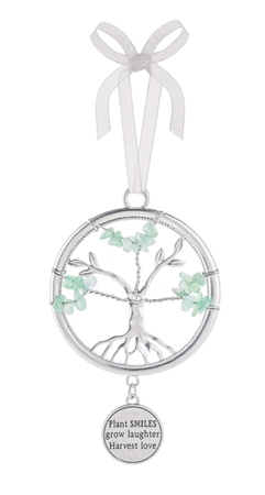 Plant smiles - Tree of life ornament