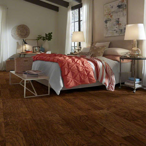 Hardwood Floors For Guest Room