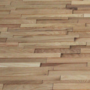 3D Natural White Oak Walling