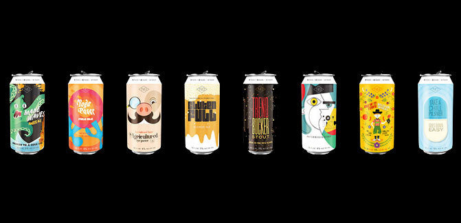 NoCoast® Beer Co. Unveils Initial Product Lineup