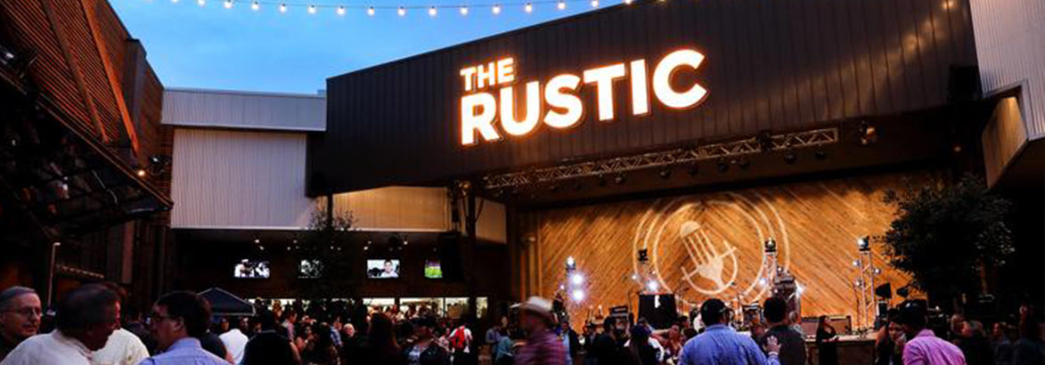 The Rustic - San Antonio: Pints, Pigskin, and Pig