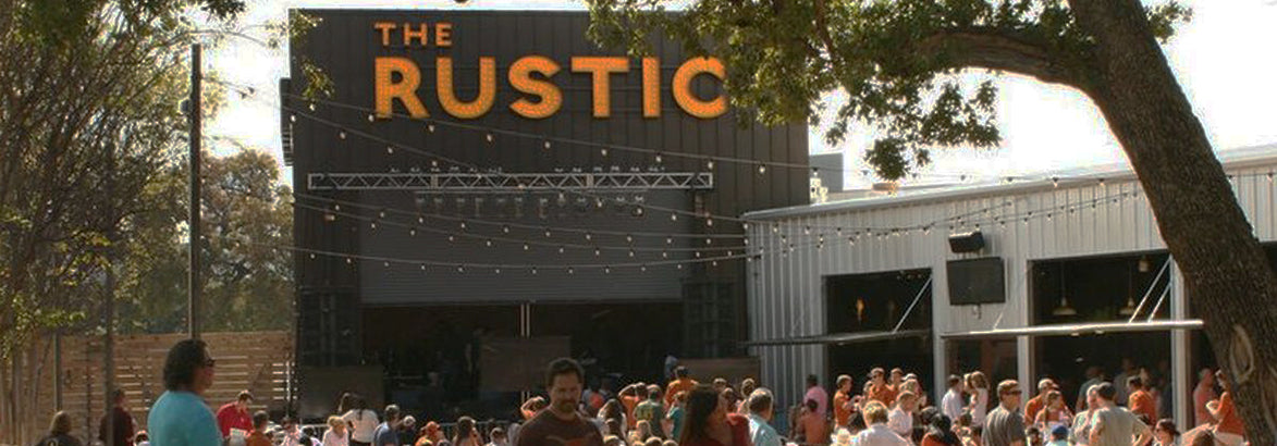 The Rustic - Dallas: Pints, Pigskin, and Pig Roast