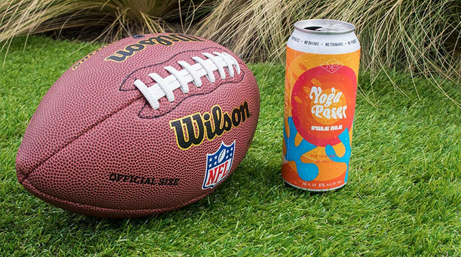 NoCoast Beer Pairings for Common Football Moments