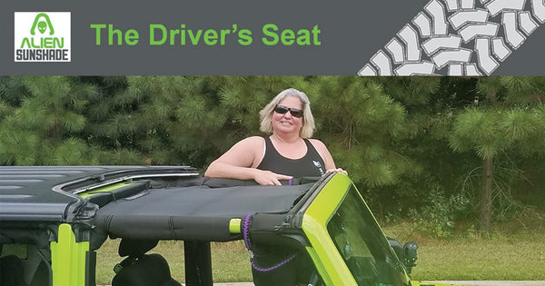 The Driver's Seat - Cindy Golden