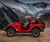 Jeep Wrangler JL 2 Door Sunshade Mesh Tops (2018+)