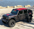 Jeep Wrangler JLU 4 Door Sunshade Mesh Tops (2018+)