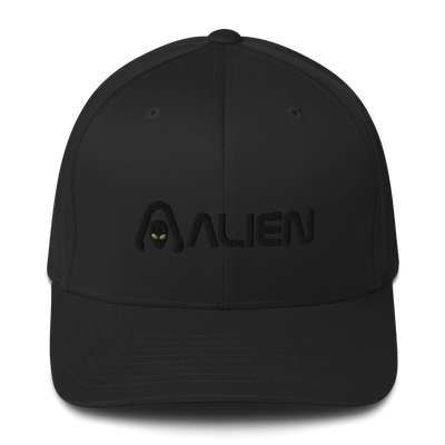 Alien Flexfit Structured Twill Cap