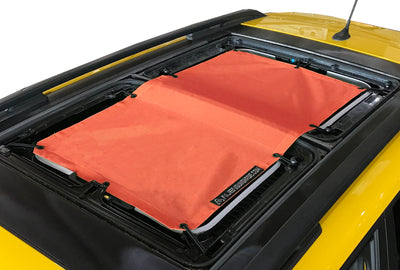Jeep Renegade Sunshade by Alien Sunshade - Provides UV Protection for Passengers with MySky