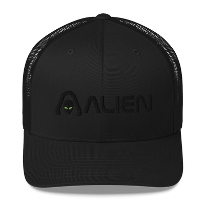 Alien Trucker Cap