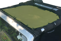 Alien Sunshade Jeep Wrangler JKF Provides UV Protection for Your 2-Door JK or 4-Door JKU (07-18)