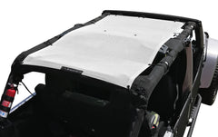 Alien Sunshade Jeep Wrangler JKU4FB Shade Provides UV Protection for Your 4-Door JKU (2007-2018)