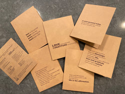 6 In-spirit-ational Note Cards with Envelopes