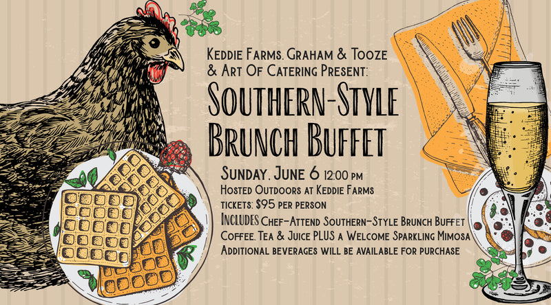 Southern-Style Sunday Brunch with Art of Catering