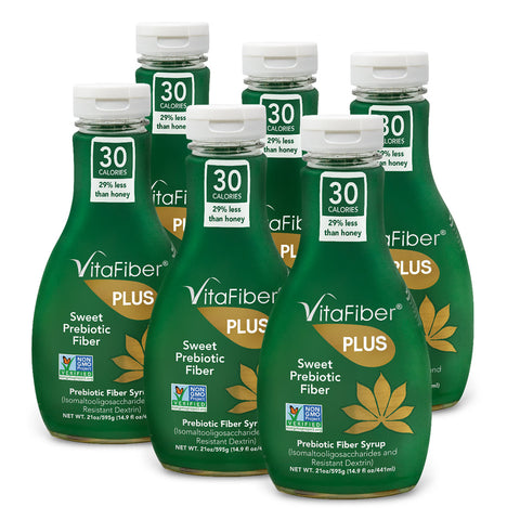 VitaFiber® PLUS Small Syrup 14.9 fl oz - 6 pack
