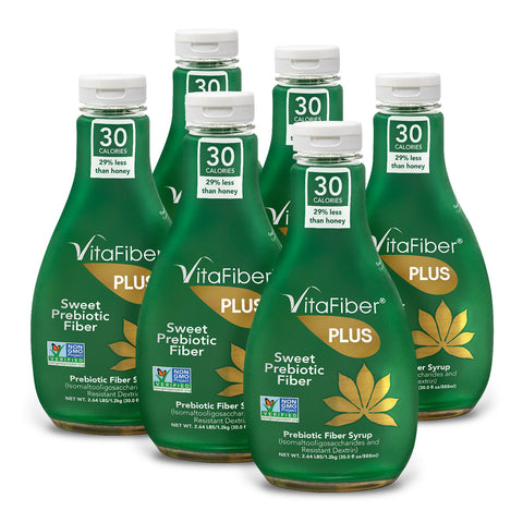 VitaFiber® PLUS Large Syrup 30 fl oz - 6 pack
