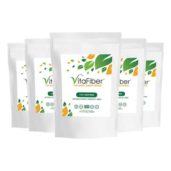 VitaFiber™ IMO Powder 2.2 lb 6-Pack