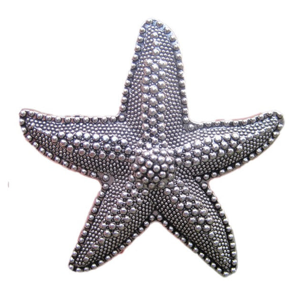 Starfish dresser knobs