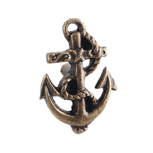 Anchor Drawer Knobs - Anchor Cabinet Knobs
