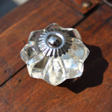 Clear Glass Drawer Knobs