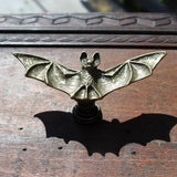 Bat Cabinet Knobs in Brass
