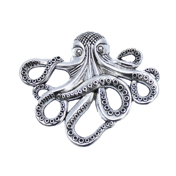 Octopus Cabinet Knob Nautical Decor
