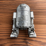 Star Wars Cabinet Knobs in Silver R2D2
