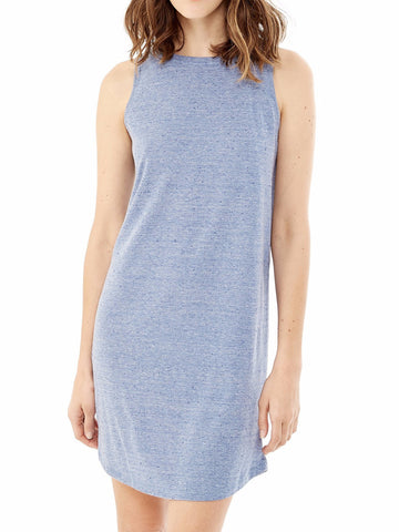 Jersey Nautical Tank Dress