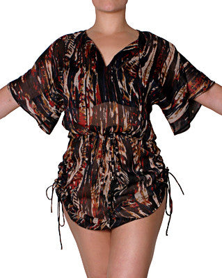 Tropic Eve Cover Up/Dress