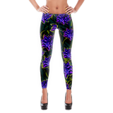 Pop Floral Leggings - United Republic Affair