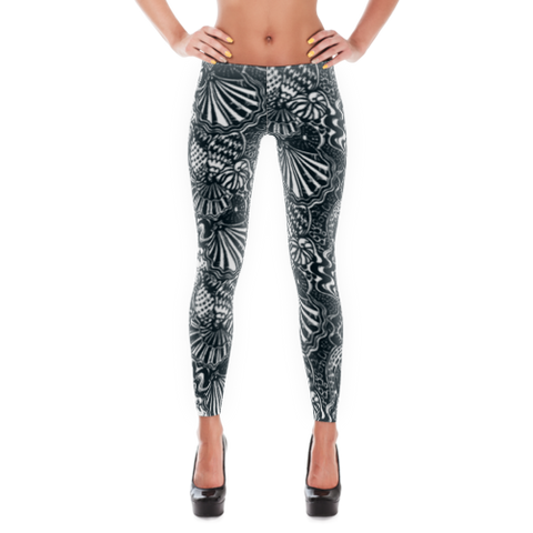 Sea Shell Leggings