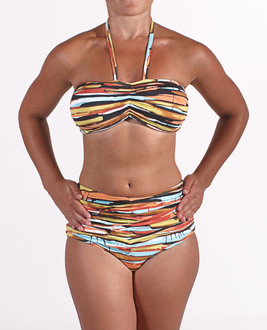 Tropic Beach Scrunch Bikini Bottom