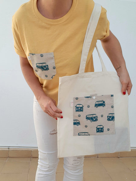 Pack camiseta unisex+tote bag