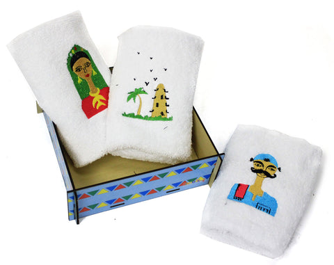 Awlad Baladna - Ramadan Towels set of 3