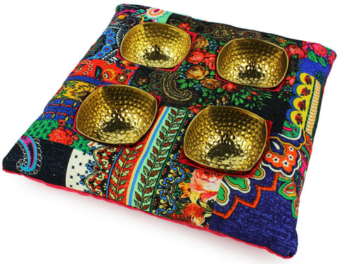 Quadruple Mezze Cushion