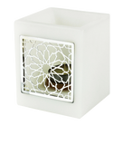Brass Arabesque Candle