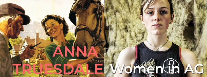 ANNA TRUESDALE | Women in AG, what's the big deal?