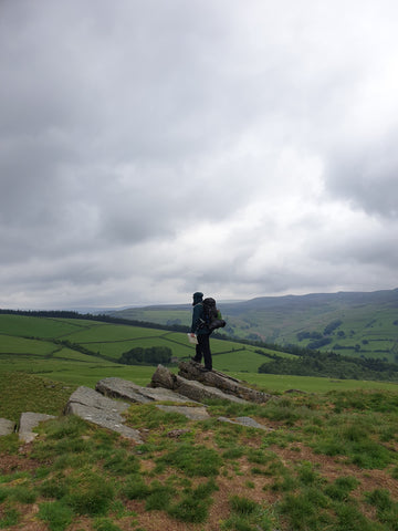 Peak District hiking
