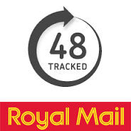Royal mail 24 hour tracked postage service at hollands