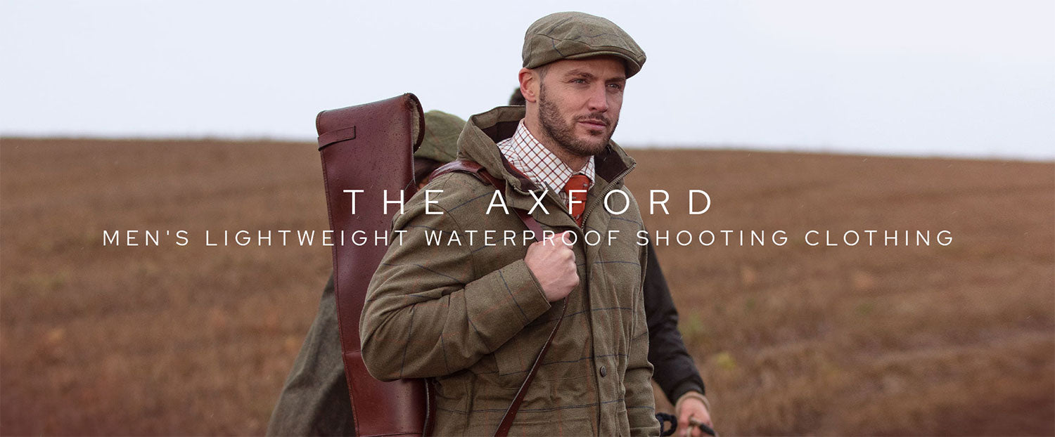 The Axford Collection from Alan Paine