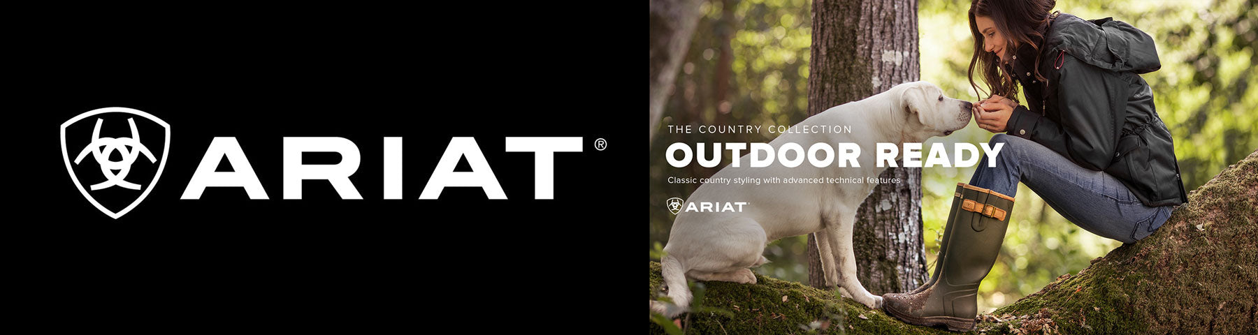Ariat Footwear at Hollands Country Clothing