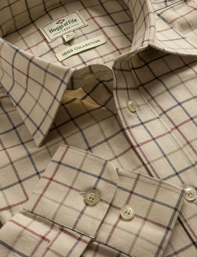 Country Check Shirts - Tattersalls Checks