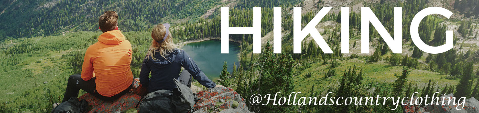 Hiking Clothing at Holland's Country Clothing