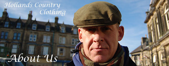 Mark Holland Country clothing professional at hollands country clothing