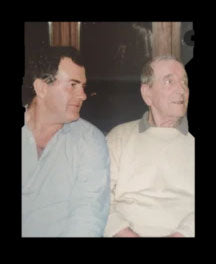 Michael Murphy and his Father, Jack Murphy