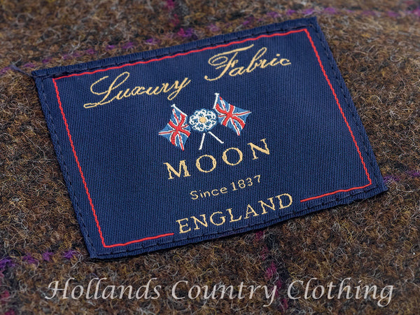 Moon's quality artisan tweed made in the UK